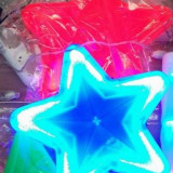 Steluta luminoasa de Craciun 30 cm - Instalatie electrica Craciun