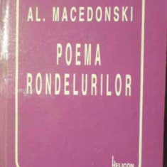 Poema Rondelurilor - Al. Macedonski, 387383 - Carte poezie