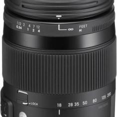 Obiectiv Sigma Nikon 18-200/3.5-6.3 (C) DC OS HSM Macro - Obiectiv DSLR Sigma, Macro (1:1), Sigma - DC