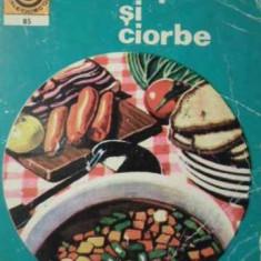 Supe Si Ciorbe - Natalia Tautu-stanescu, 387421 - Carte Retete culinare internationale
