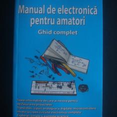 PAOLO ALIVERTI - MANUAL DE ELECTRONICA PENTRU AMATORI * GHID COMPLET - Carti Electronica