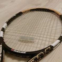 Babolat Pure Storm ltd+ - Racheta tenis de camp Babolat, Performanta, Adulti, Grafit/Carbon