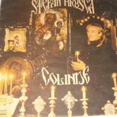 Disc Vinil - Stefan Hrusca - Colinde - Muzica Sarbatori