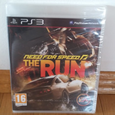 PS3 Need for speed The run Sigilat - joc original by WADDER - Jocuri PS3 Electronic Arts, Curse auto-moto, 16+, Single player