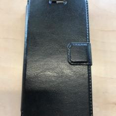 Husa ALLVIEW P5 QUAD Flip Case Neagra - Husa Telefon Allview, Negru, Piele Ecologica, Cu clapeta, Toc