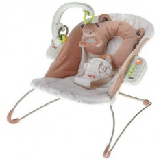 Balansoar cu vibratii Fisher Price Lux - Balansoar interior Fisher Price, Multicolor