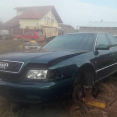 Dezmembrez Audi A8 an 1998 motor 3.7 8V in stare foarte buna. - Dezmembrari Audi