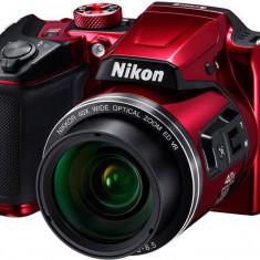 Aparat foto Nikon Coolpix B500, roşu - Aparat Foto compact Nikon