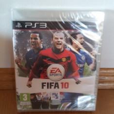 PS3 Fifa 10 Sigilat (exemplar de colectie) - joc orig by WADDER - Jocuri PS3 Electronic Arts, Sporturi, 3+, Multiplayer