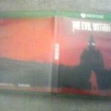 The Evil Within + Bonus Soundtrack Disc - XBOX ONE [Second hand] - Jocuri Xbox One, Actiune, 18+, Single player