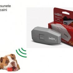 Dazer II - Aparat portabil cu ultrasunete pentru alungarea cainilor - Aparat antidaunatori