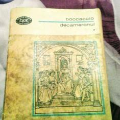 Boccaccio - Decameronul, volumul 1, 435 pagini, 10 lei