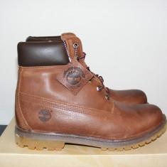Ghete Timberland 6-Inch Premium Brown Boots - 8554B W nr. 40 si 41, 5 - Ghete barbati Timberland, Culoare: Din imagine, Piele naturala