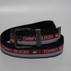 Curea Tommy Hilfiger Panza - Curea Barbati Tommy Hilfiger, Marime: Marime universala, Culoare: Din imagine, curea si catarama