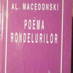 Poema Rondelurilor - Al. Macedonski, 387409 - Carte poezie