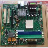 Placa de baza LENOVO L-A780, DDR 2, SATA, Socket AM2 + Procesor AMD Sempron LE-1300, 2.30 GHz + Cooler
