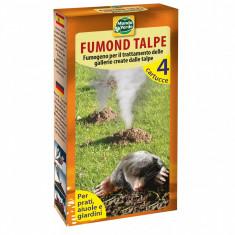 Cartuse fumigene pentru combaterea rozatoarelor subterane( cartite, sobolani, soareci) REP100 - 4buc - Solutie antidaunatori