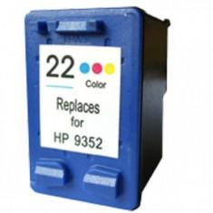 HP 22 / C9352A (col), cartus compatibil 165 pagini - Cartus imprimanta
