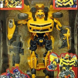 Robot transformer masina