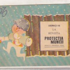 bnk cld Calendar de buzunar 1970 - Revista Protectia Muncii