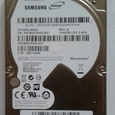 Hard disk hdd laptop 2TB 2000GB SATA SAMSUNG SPINPOINT