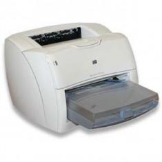 Imprimanta HP LaserJet 1200, 15 PPM, USB, LAN, 1200 x 1200 DPI, Monocrom - Imprimanta laser alb negru