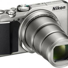 Aparat foto Nikon Coolpix A900, argintiu - Aparat Foto compact Nikon