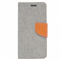 Husa textil LG Nexus 5X Canvas gri - Husa Tableta