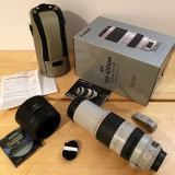 Obiectiv Canon EF 100-400mm f/4.5-5.6L IS II USM (Garantie 14.05.2017)