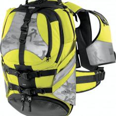 MXE Rucsac Icon Squad 2 Galben Fluorescent Cod Produs: 35170195PE - Rucsac moto