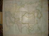 Harta - Asia - antebelica