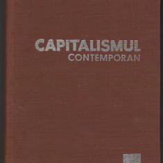 (C7113) GHEORGHE APOSTOL - CAPITALISMUL CONTEMPORAN - Carte Politica