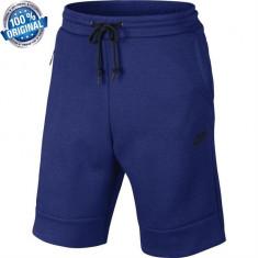 TOP ! PANTALONI ORIGINALI 100% Nike Tech Fleece 2.0 Germania -S- - Bermude barbati, Marime: S, Culoare: Din imagine