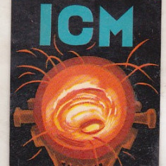 bnk cld Calendar de buzunar 1970 - ICM