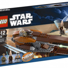 LEGO - Star Wars Geonosian Starfighter #7959, 6-10 ani