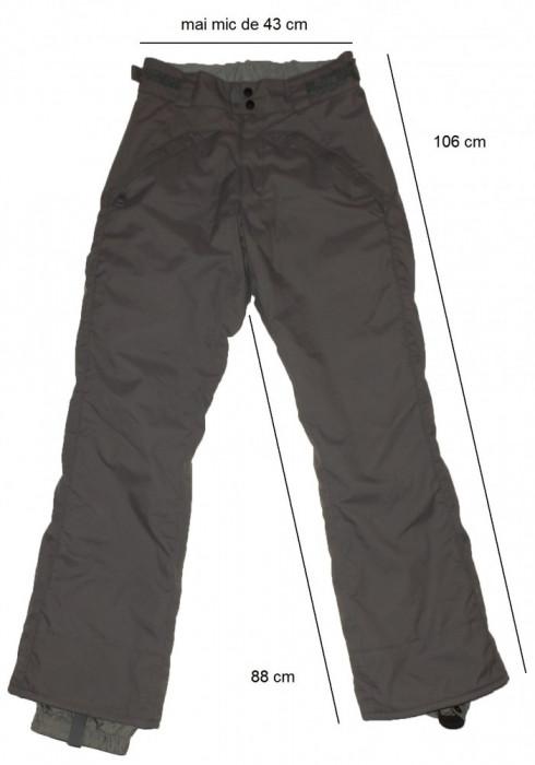 Pantaloni ski snowboard SUB INDUSTRIES originali, calitativi (dama 40)cod-261403 foto mare