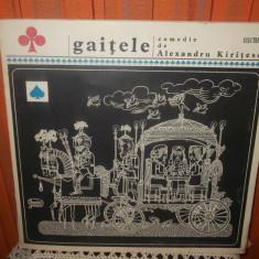 -Y- GAITELE - MIRCEA CHIRITESCU ( DUBLU ALBUM ) - DISC VINIL LP - Muzica pentru copii