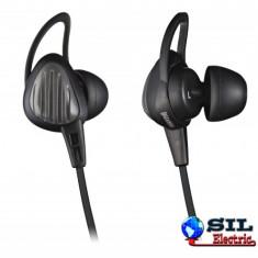 Casca in ureche 3.5mm neagra HP-S20 Maxell - Casti PC