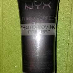 Baza machiaj fata Nyx Photo Studio - Fond de ten Nyx Cosmetics, Lichid