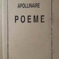 Poeme - Apollinaire, 387406 - Carte poezie