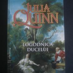 JULIA QUINN - LOGODNICA DUCELUI