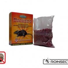 Biokett rodenticid sub forma de boabe de cereale impregnate ( 200gr.) - Solutie antidaunatori