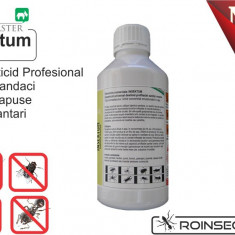 Insecticid universal impotriva insectelor taratoare si zburatoare - Insektum 1L - Solutie antidaunatori