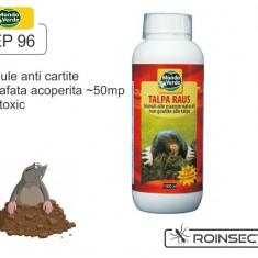 Granule anti cartite, soareci de camp si arici - REP 96 - Solutie antidaunatori