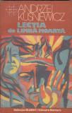 ANDRZEJ KUSNIEWICZ - LECTIA DE LIMBA MOARTA ( GL )