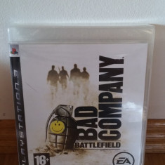 PS3 Battlefield Bad company Sigilat - joc original by WADDER - Jocuri PS3 Electronic Arts, Shooting, 16+, Single player