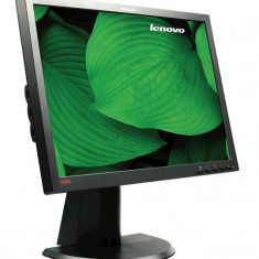 Monitor LENOVO ThinkVison L2440P, LCD, 24 inch, 1920 x 1200, VGA, DVI, USB, Grad C - Monitor LCD Lenovo