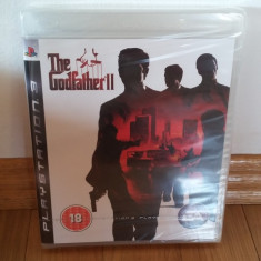PS3 The Godfather 2 Sigilat - joc original by WADDER - Jocuri PS3 Electronic Arts, Actiune, 18+, Single player
