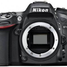 Body Nikon D7100 - DSLR Nikon, Body (doar corp), Peste 16 Mpx, Full HD