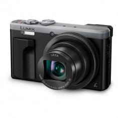 Aparat foto Panasonic DMC-TZ80 argintiu - Aparat Foto compact Panasonic